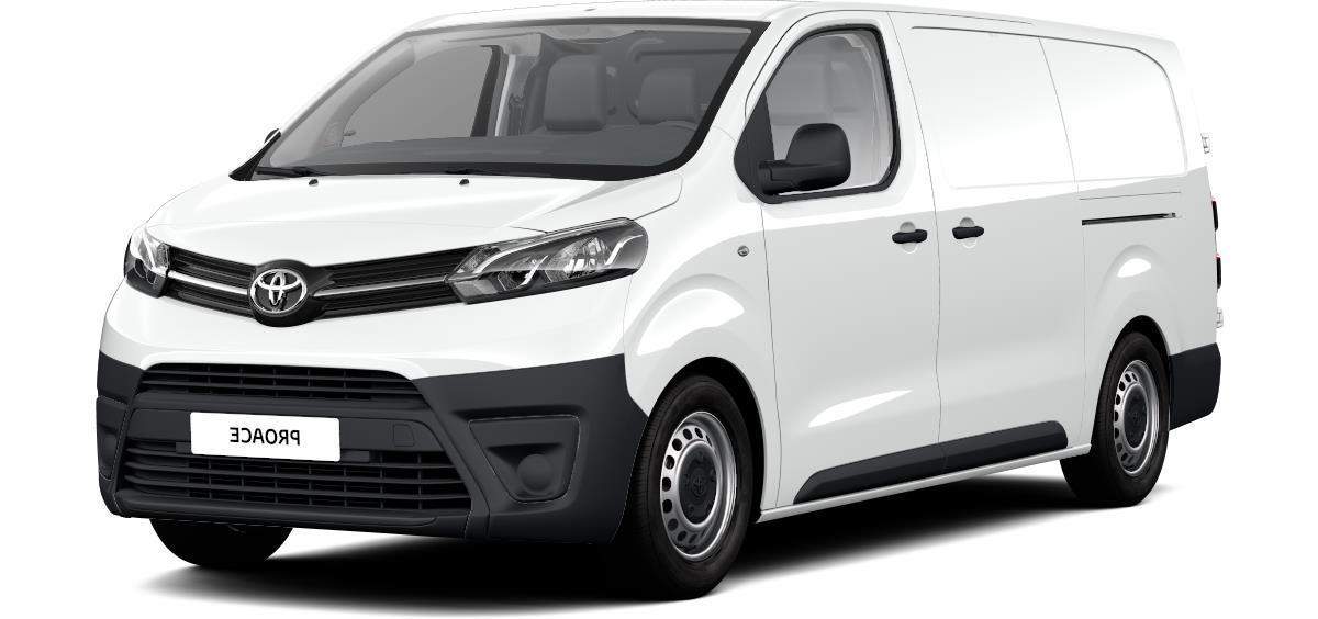 Toyota Proace Sept 2016+