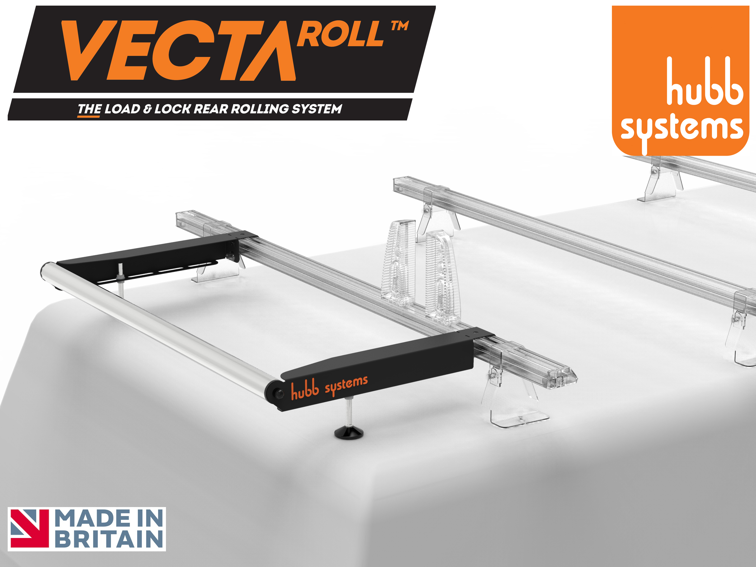 Vecta Bar Rear Roller Hubb Systems