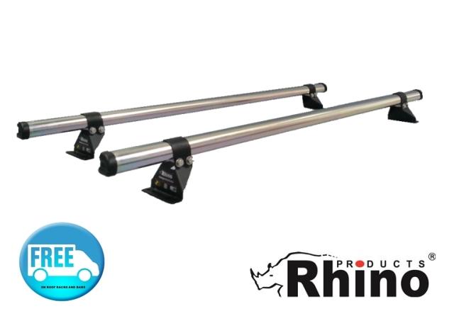 Berlingo First/Partner Origin 1996-2008 Rhino 2 Bar Delta Roof Bars