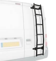 Transit Custom Rhino Rear Door Ladder