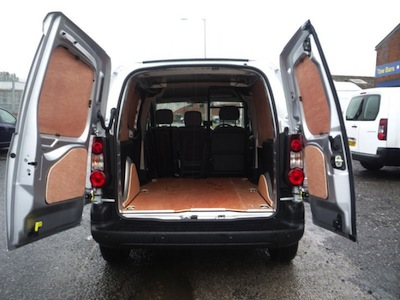 Van Ply Lining Kit Berlingo/Partner June 08+