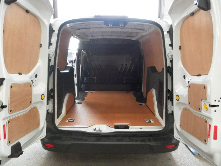 Van Ply Lining Kit Ford Connect Jan 2014+ SWB or LWB