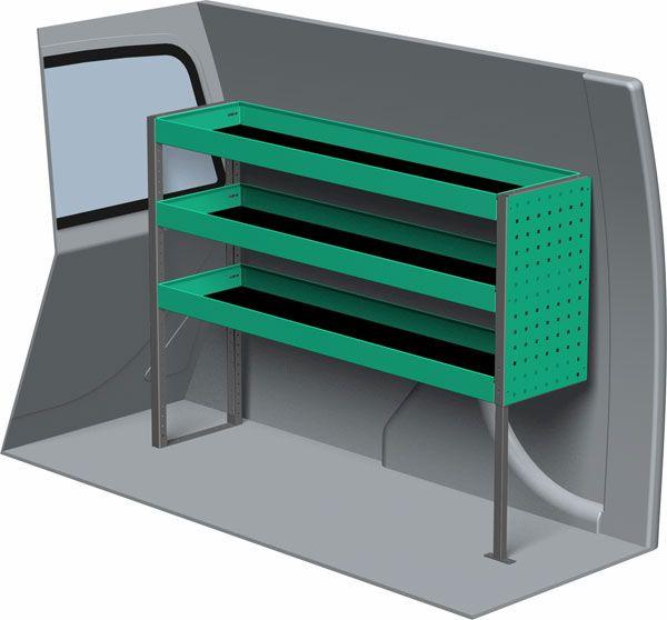 Edstrom Offside Shelf  Unit