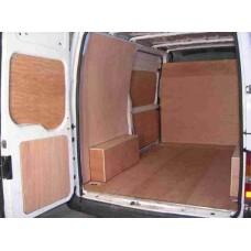 Van Ply Lining Kit Ford Transit March 2014+ MWB LWB or XLWB/Jumbo