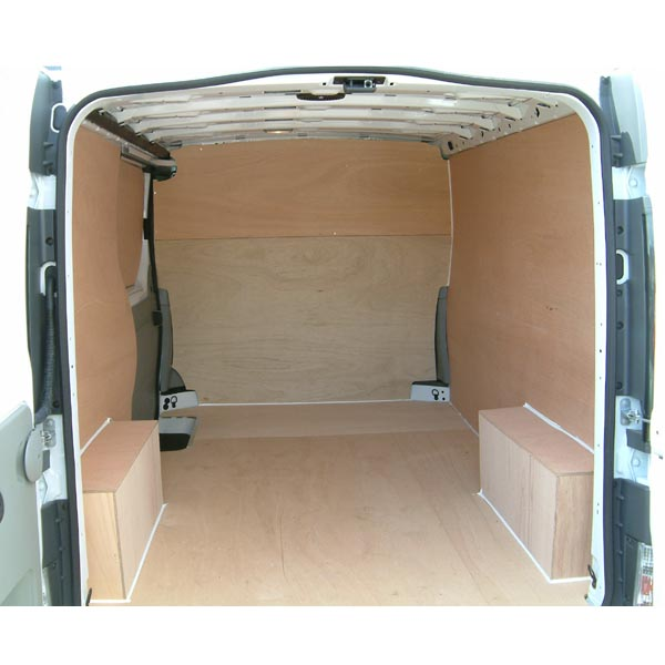 Van Ply Lining Kit for Ford Transit 2000 - Feb 2014 (MK6 & MK7)