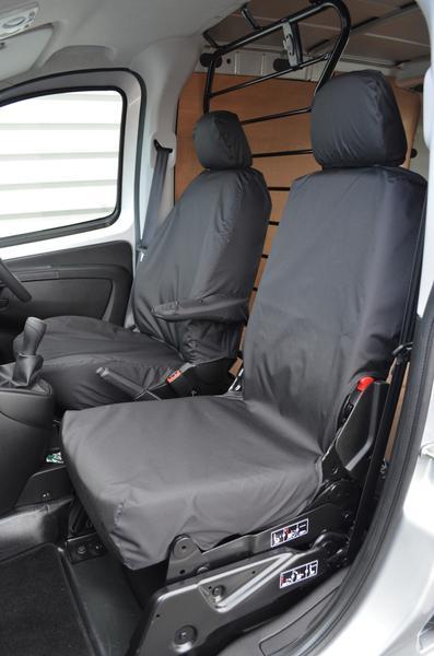 Custom Fit Waterproof Seat Covers - Nemo/Fiorino/Bipper