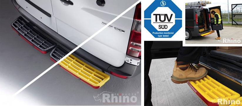 Rhino Products SafeStep, Twin or Triple, Yellow or Black ...