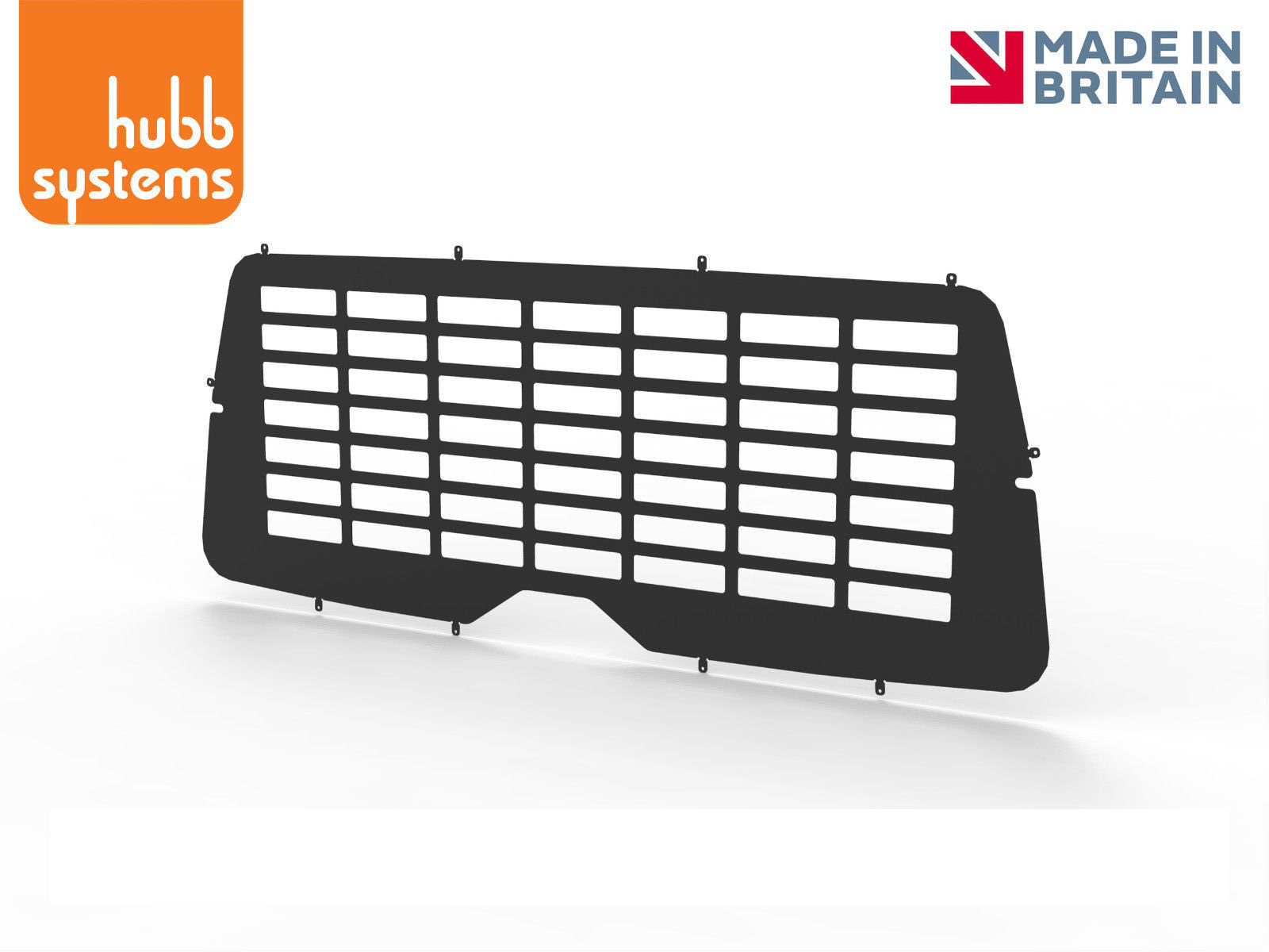 VW Caddy / Caddy Maxi Tailgate Rear Window Grille or Blank