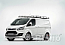 Ford Transit Custom Rhino Modular Roof Racks