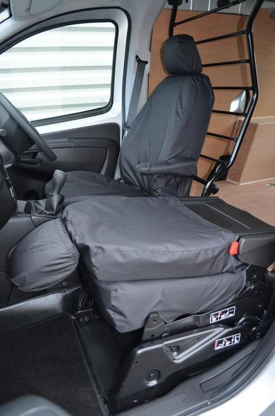 Custom Fit Waterproof Seat Covers - Nemo/Fiorino/Bipper